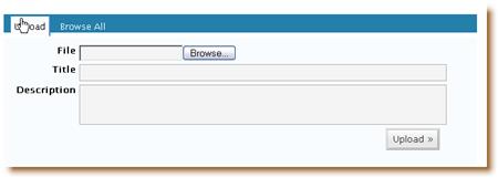 Uploading files on WordPress write post page