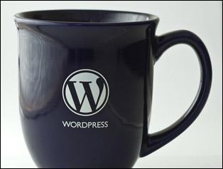 WordPress mug