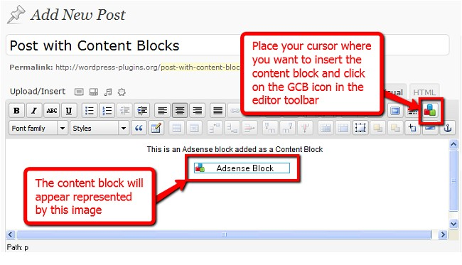 how to add short into pages wordpress